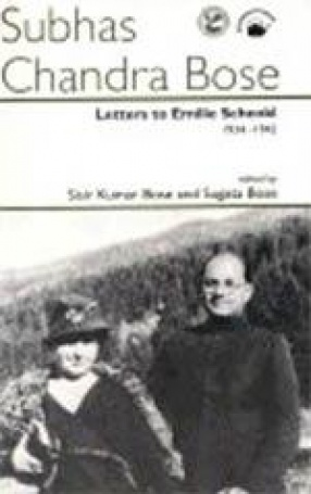 Letters to Emilie Schenkl: 1934-1942