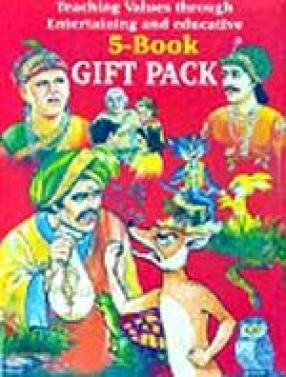 An Entertaining and Educative 5-Book Gift Pack