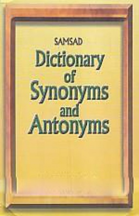 Samsad Dictionary of Synonyms and Antonyms