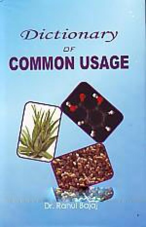 Dictionary of Common Usage