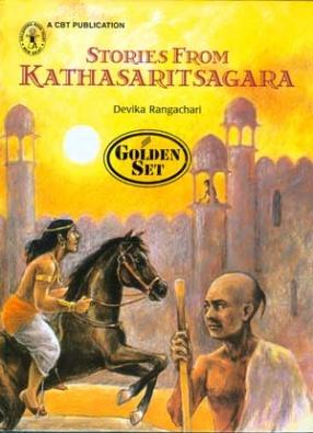 Stories From Kathasaritsagara - Golden Set