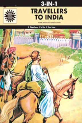 Travellers To India (3 In 1): Amar Chitra Katha