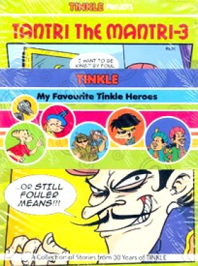 My Favourite Tinkle Heroes (In 6 Books): Amar Chitra Katha