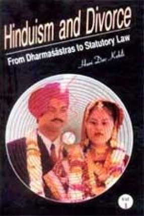 Hinduism and Divorce (In 2 Volumes)