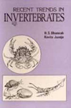 Recent Trends in Invertebrates (In 8 Volumes)
