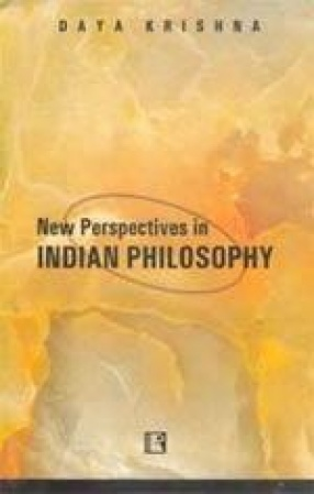 New Perspectives in Indian Philosophy