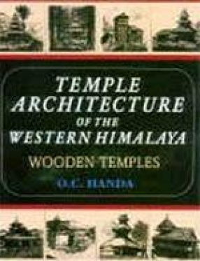 Temple Architecture of the Western Himalaya