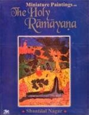 Miniature Paintings on The Holy Ramayana