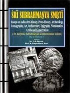 Sri Subrahmanya Smrti (In 2 Volumes)