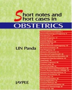 Review Series: Short Notes and Short Cases in Obstetrics
