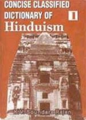 Concise Classified Dictionary of Hinduism (In 6 Volumes)