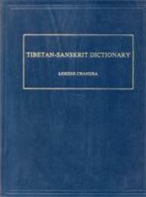 Tibetan-Sanskrit Dictionary