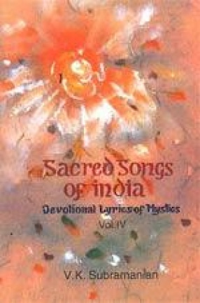 Sacred Songs of India (Volume IV)