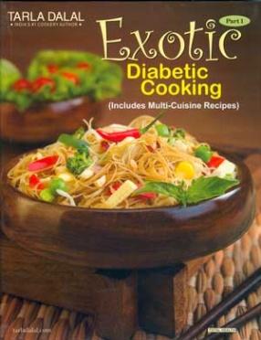 Exotic Diabetic Cooking with Multi-Cosine Recipes