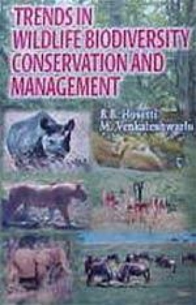 Trends in Wildlife Biodiversity Conservation and Management (In 2 Vols.)