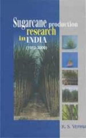 Sugarcane Production Research in India (1912-2000)