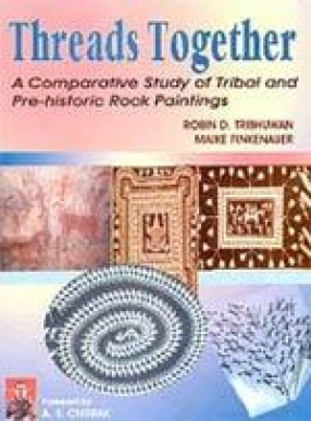 Threads Together: A Comparative Study of Tribal and Pre-historic Rock Paintings