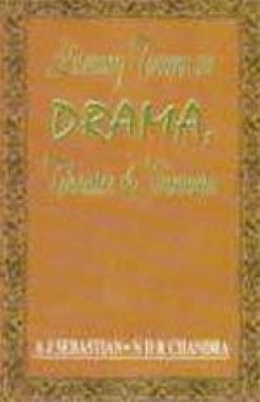 Literary Terms in Drama, Theatre and Cinema