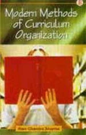 Modern Methods of Curriculum Organization