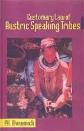 Customary Law of Austric-Speaking Tribes