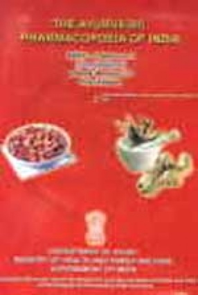 The Ayurvedic Pharmacopoeia of India: Vol. I: Part II: Formulations (CD Only)
