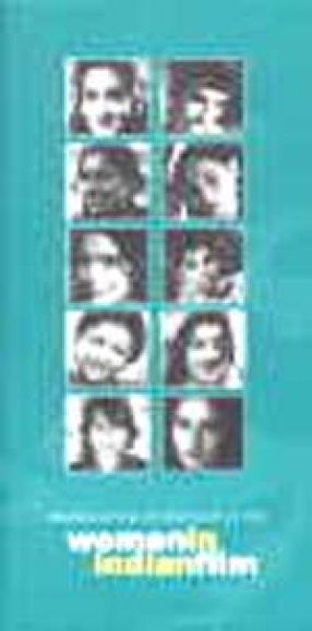Profiles of the Life and Work of Ten Women in Indian Film, (10 Booklet)