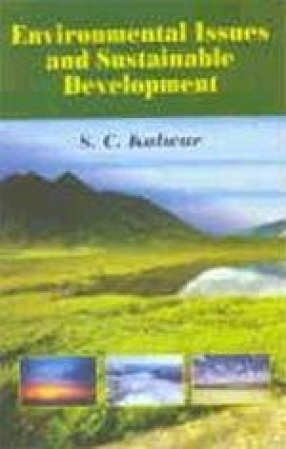 Environmental Issues and Sustainable Development