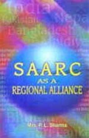 SAARC as a Regional Alliance
