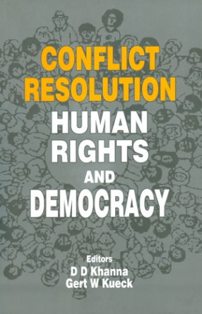 Conflict Resolution, Human Rights and Democracy
