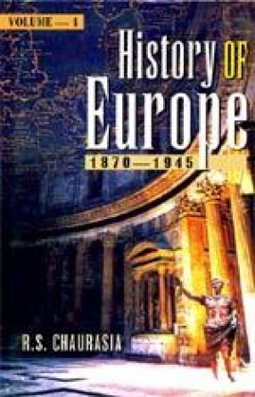 History of Europe (In 4 Volumes)