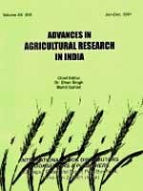 Advances in Agricultural Research in India (Vol. 1)