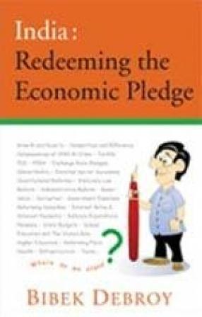 India: Redeeming the Economic Pledge