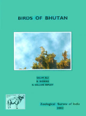 The Birds of Bhutan