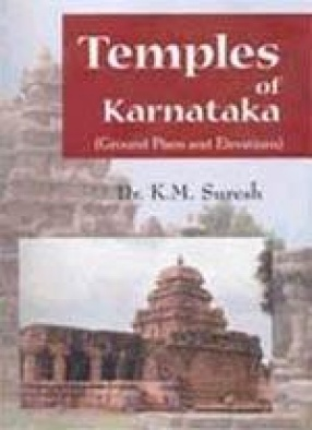 Temples of Karnataka: Ground Plans and Elevations (In 2 Volumes)