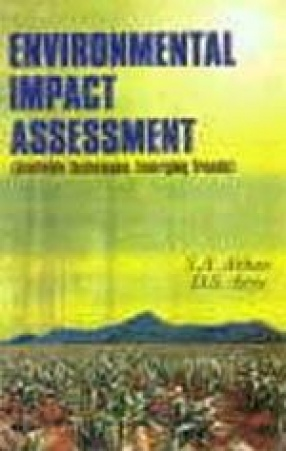 Environmental Impact Assessment: Available Techniques, Emerging Trends