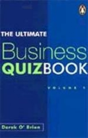 The Ultimate Business Quiz Book (Volume 1)