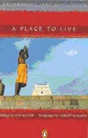 A Place to Live: Contemporary Tamil Short Fiction
