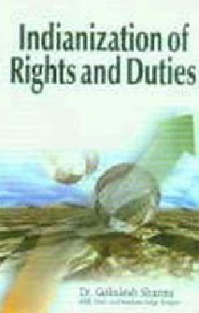 Indianization of Rights and Duties