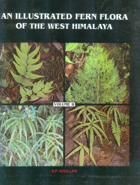 An Illustrated Fern Flora of the West Himalaya  ( In 2 Volumes)