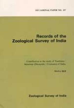 Contribution to the Study of Xanthidae: Actaeinae (Decapoda: Crustacea) of India
