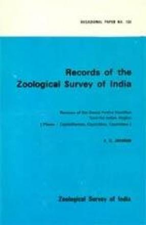 Revision of the Genus Puntius Hamilton from the Indian Region (Pisces: Cypriniformes: Cyprinidae: Cyprininae)