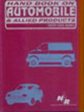 Handbook on Automobile & Allied Products (With Data Bank)