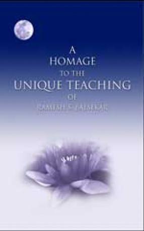 A Homage To The Unique Teaching Of Ramesh Balsekar