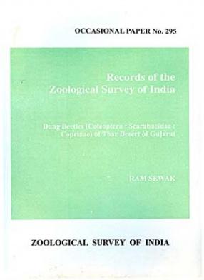 Dung Beetles (Coleoptera: Scarabaeidae: Coprinae) of Thar Desert of Gujarat