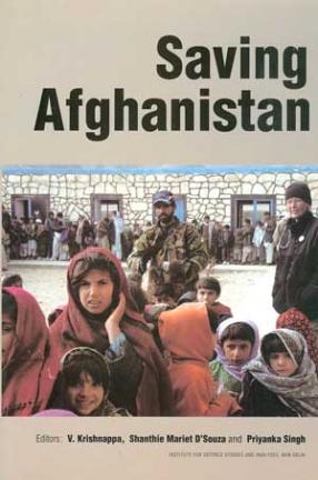 Saving Afghanistan