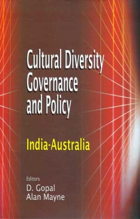 Cultural Diversity Governance and Policy India-Australia