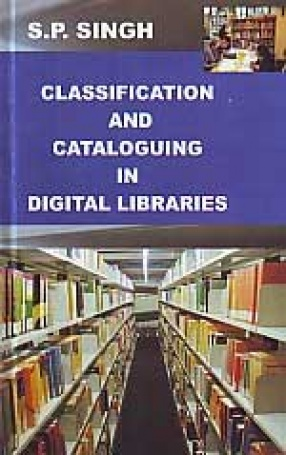 Classification and Cataloguing in Digital Libraries