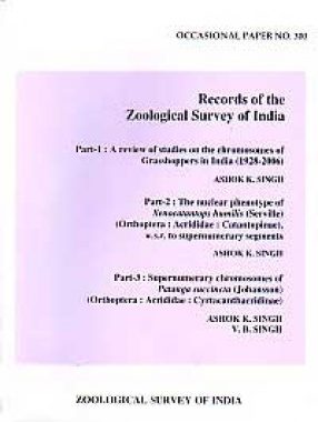 A Review of Studies on the Chromosomes of Grasshoppers in India: 1928-2006