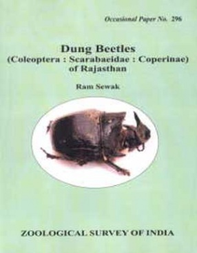 Records of the Zoological Survey of India: Dung Beetles:Coleoptera: Scarabaeidae: Coprinae of Rajasthan