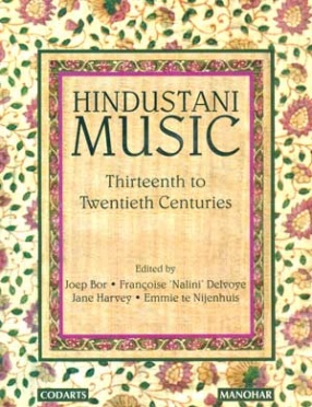 Hindustani Music: Thirteenth to Twentieth Centuries